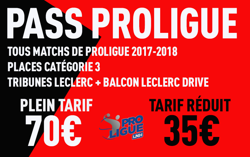 PASS PROLIGUE