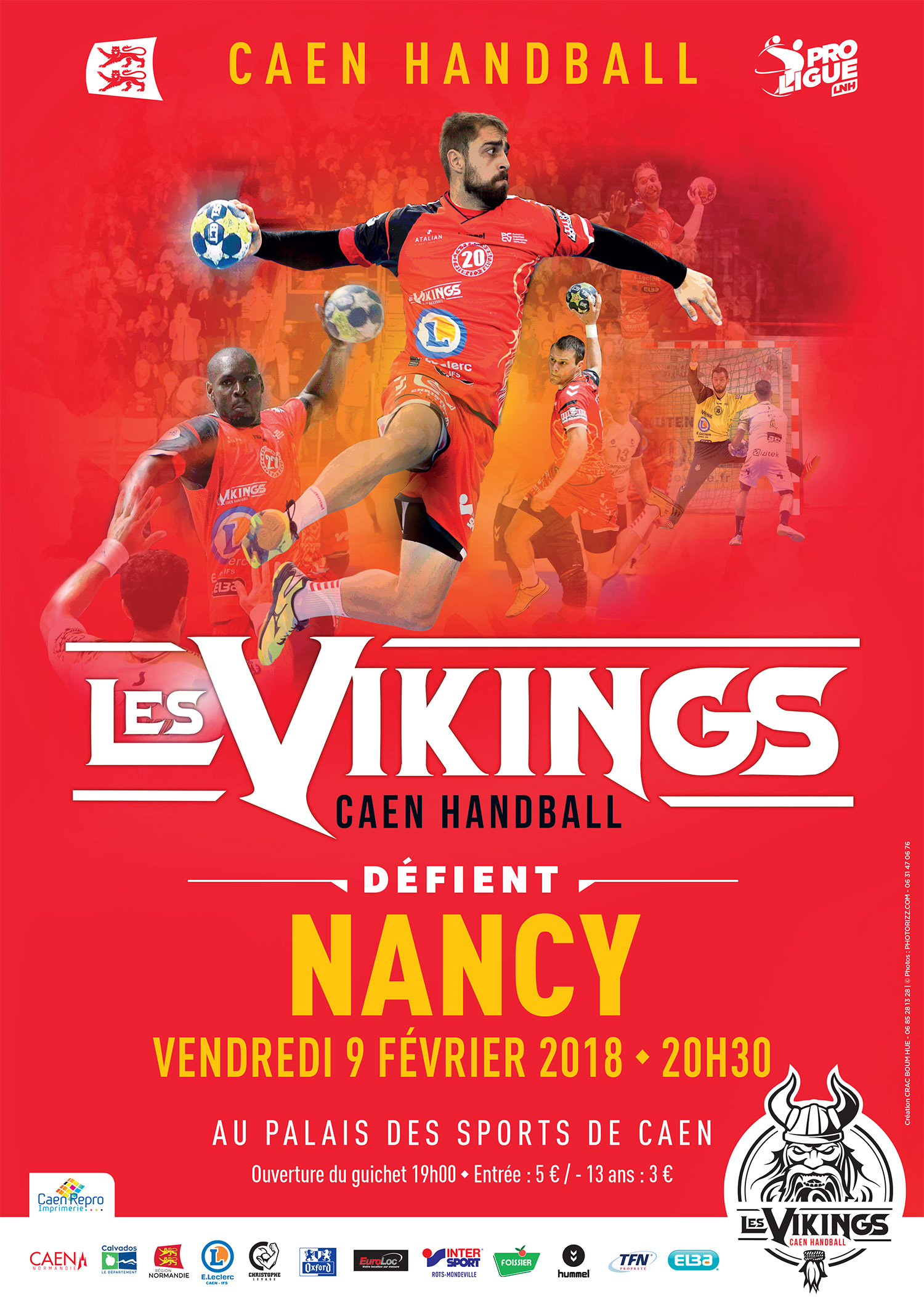 VIKING PROLIGUE 2018 Nancy Web 9Fev